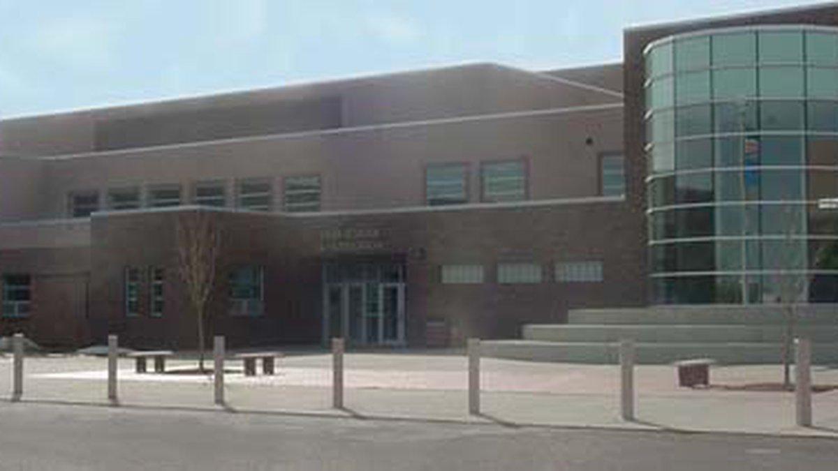 Yankton high school (file photo)