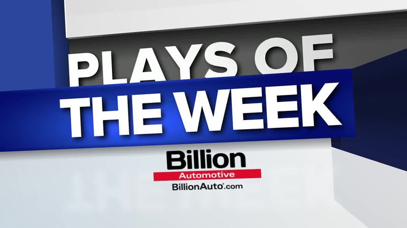 Billion Automotive Plays of the Week