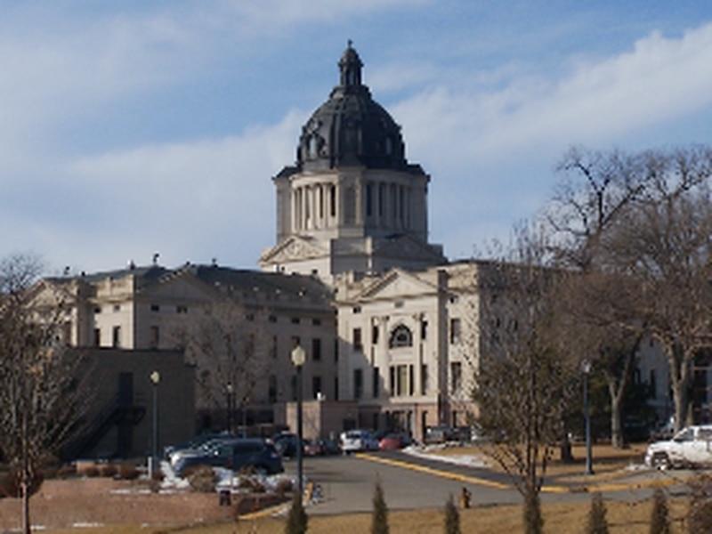 South Dakota State Capitol (FILE)
