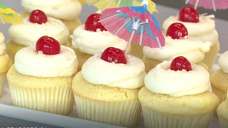 Oh My Cupcakes! brings out splash of summer with new seasonal flavors.