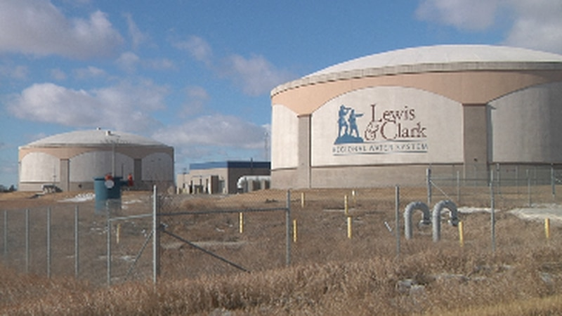 Federal funding helps Lewis and Clark continue water project construction