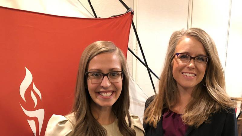 Stephanie Ballard of George S. Mickelson Middle School in Brookings was named the 2021 South...