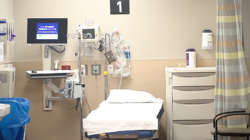 Since November, around 500 infusions have been administered at the Sioux Falls Medical Center.