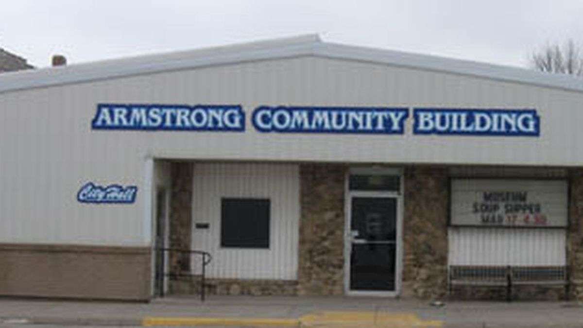 Armstrong Iowa City Hall