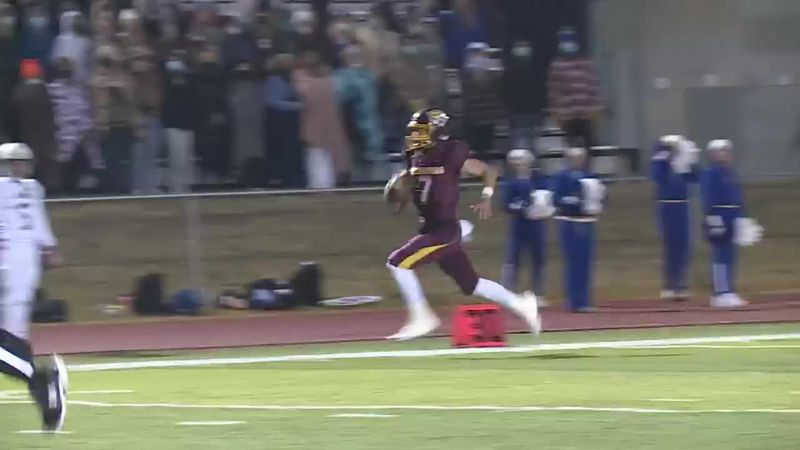 Commits to play football at Minnesota