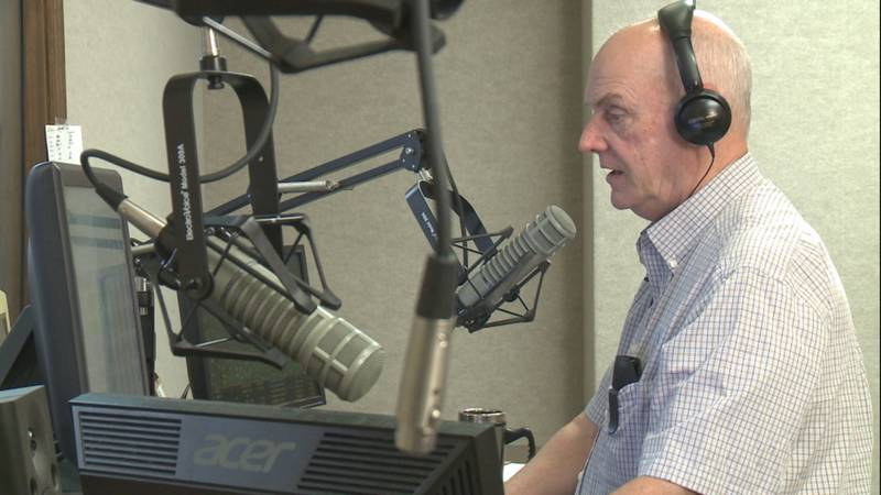 Jerry Oster has been a familiar voice on WNAX Radio for 45 years. It all started in 1976.