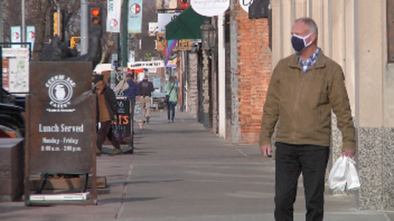 Sioux Falls reacts to mask mandate