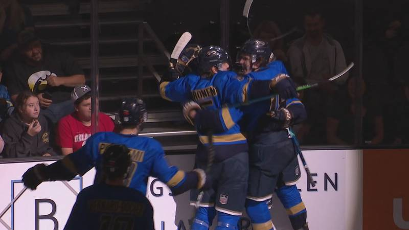 The Stampede lose their home opener 3-1 to Lincoln, giving up two goals in the 3rd period to...