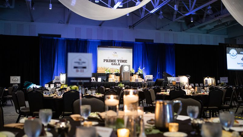 The Cattlemen's Foundation's Prime Time Gala is back this year after being postponed in 2020...
