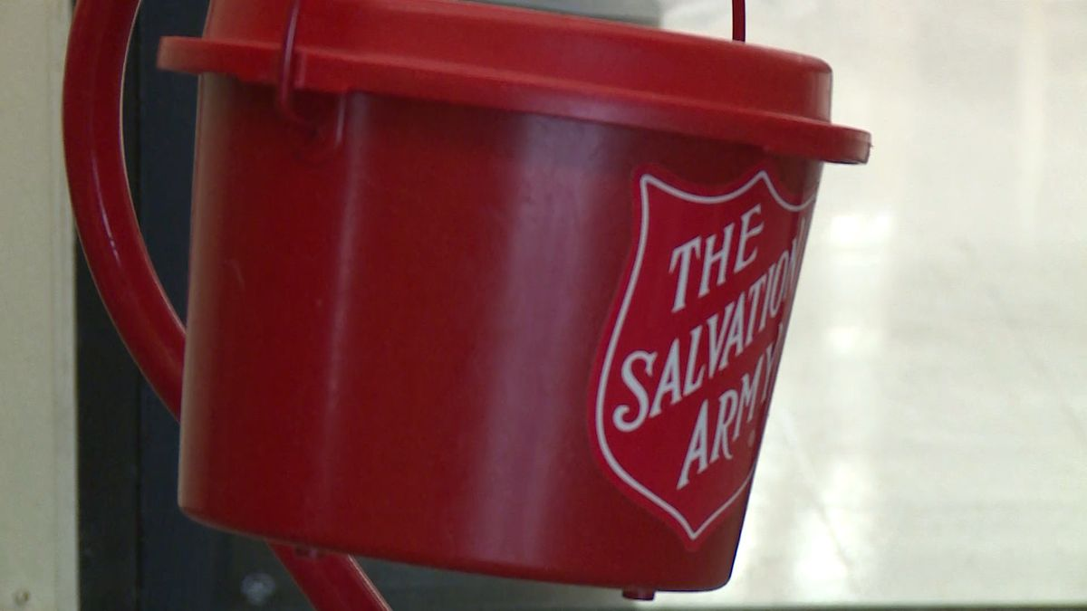 The Salvation Army is looking for in-person and virtual bell ringers to collect donations.