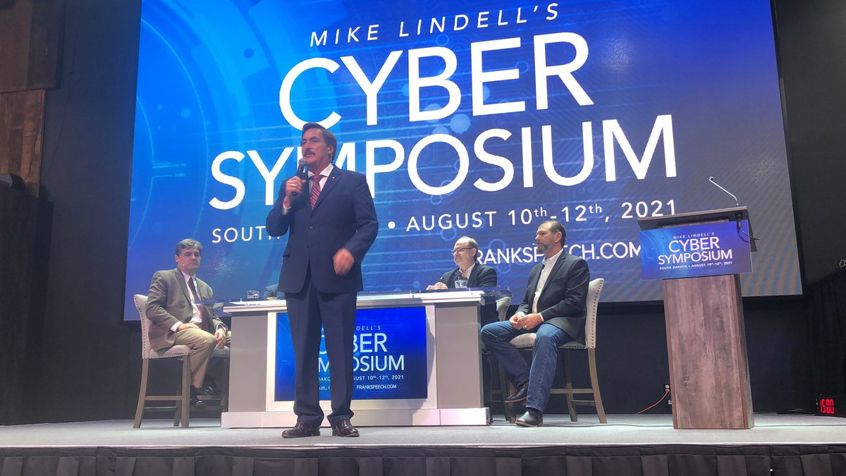 DAKOTA NEWS NOW – My Pillow founder claims Sioux Falls cyber symposium delayed by hacking