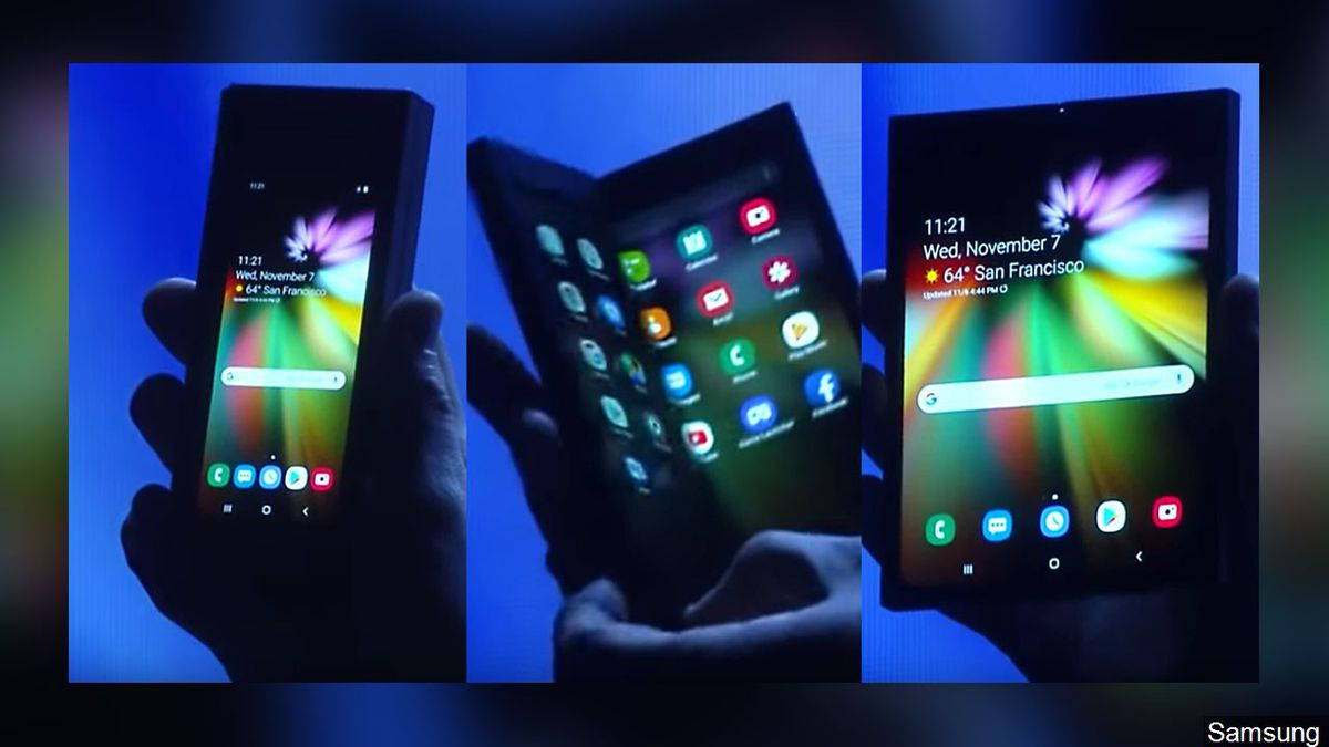 Samsung reveals key specs for its upcoming foldable smartphone; from phone to tablet