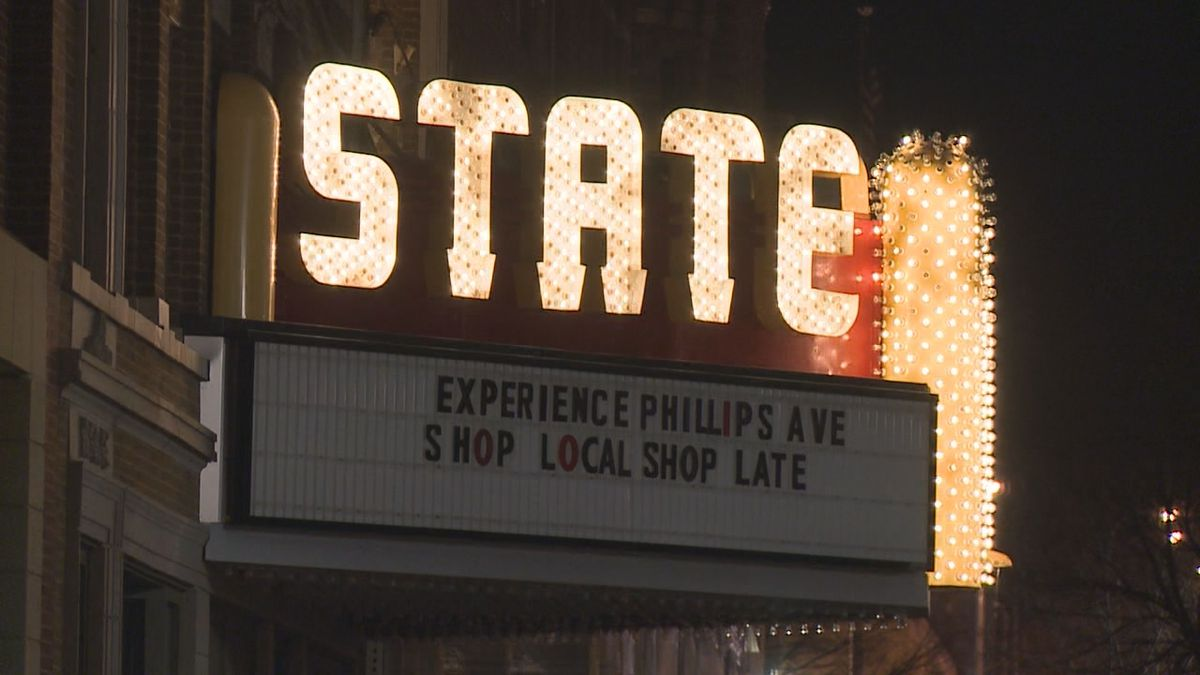 State Theatre reopens after nearly 30 years