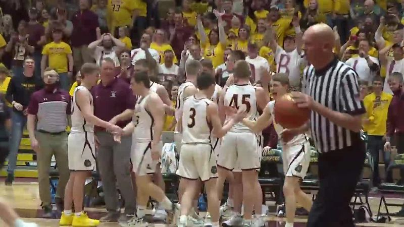 Defeated Aberdeen Christian to claim Class B crown