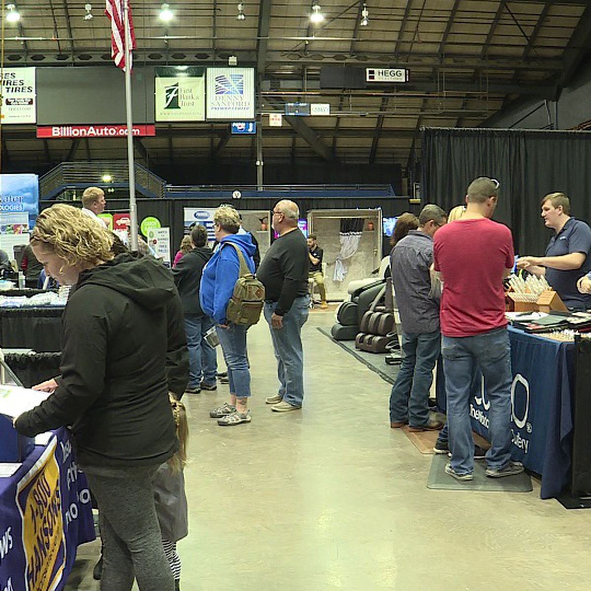 Sioux Falls Home Expo Showcases Trends For Houses
