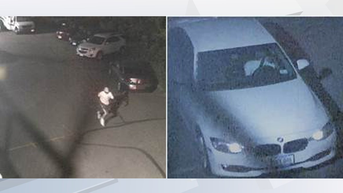 Sioux Falls Police are searching for a person of interest in connection with a shooting that...