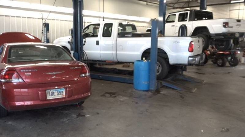 AAA stressing vehicle maintenance as winter months loom.
