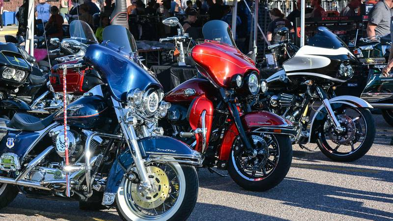 Hot Harley Nights is returning to Sioux Falls for its 25th year, July 9-11.