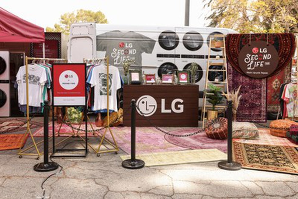 LG Second Life East Coast Tour