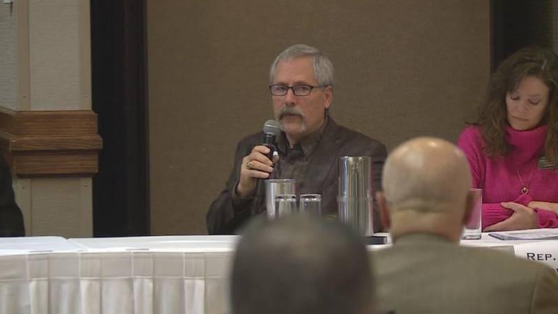 Senator Phil Jensen, Republican Senator for District 33. Courtesy of KOTA