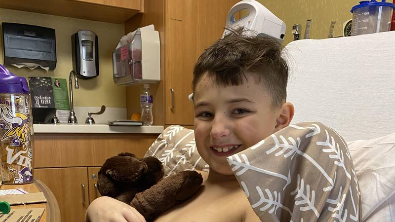 9-year-old diagnosed with MIS-C a month after getting COVID-19