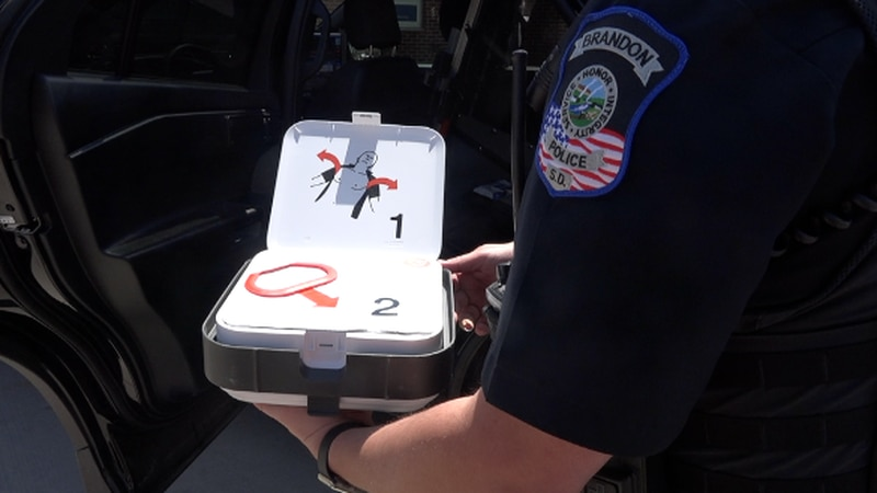 One particular incident in Brandon is highlighting the importance of AEDs and the funding...