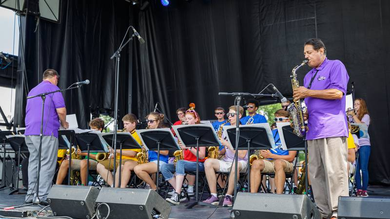 CREDIT: Sioux Falls Jazz & Blues Society One of the events happening during Sioux Falls Jazz &...