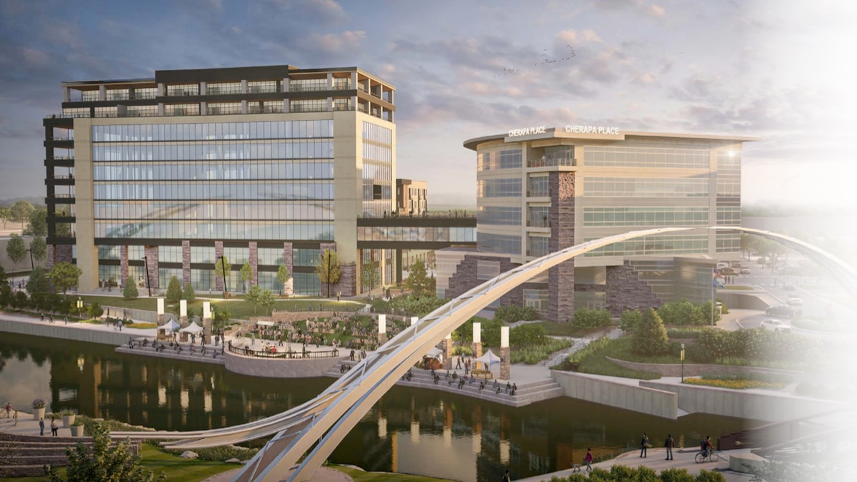 Expansion plans for the complex known as Cherapa Place have grown to include a 10-story...