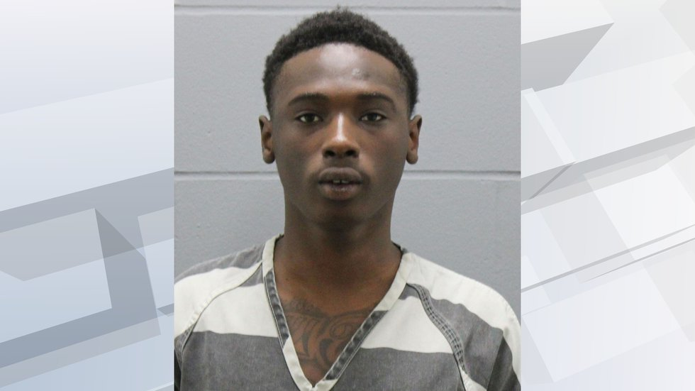 Awad Gido Ali was arrested immediately after Saturday morning's shooting.