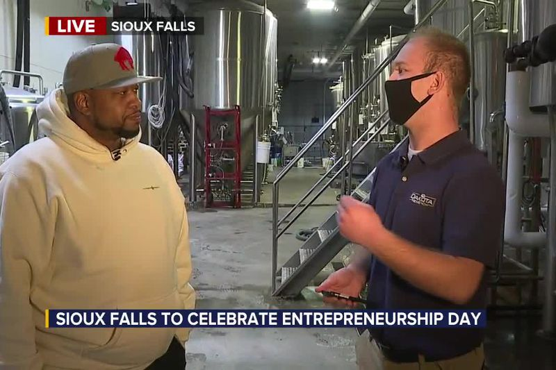 Local businesses celebrated with Entrepreneurship Day