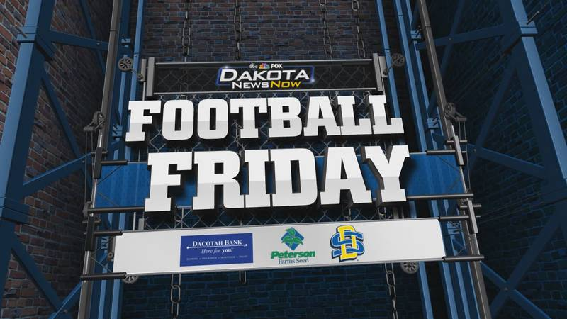 Highlights from 14 games in South Dakota, Southwest Minnesota & Northwest Iowa!