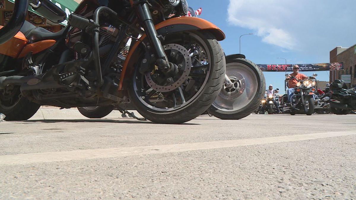 Sturgis Motorcycle Rally (File photo)